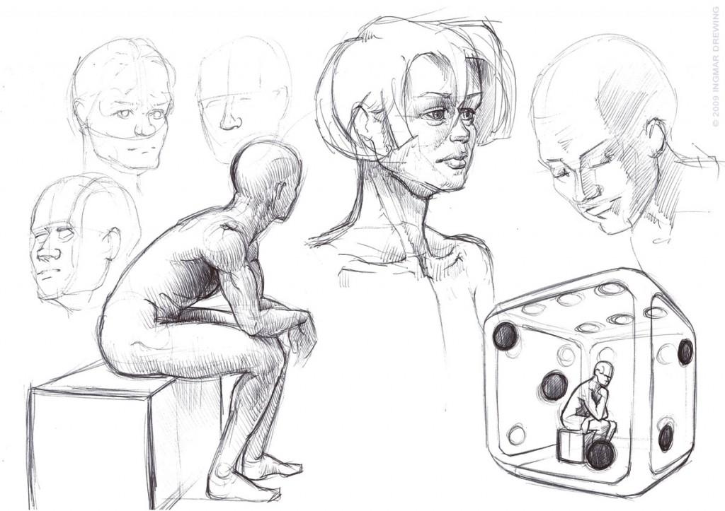 Nightly Sketch Nr. 7