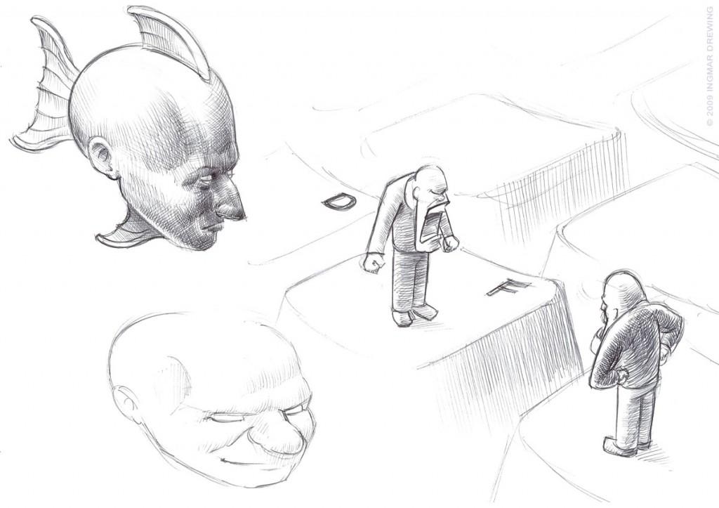 Nightly Sketch Nr. 13