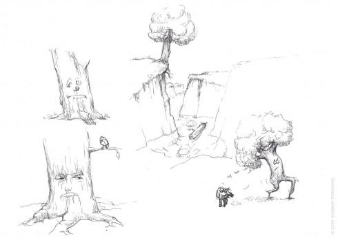 Nightly Sketch Nr. 31