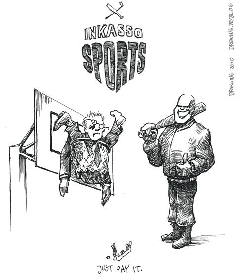 Brand New Brand / Inkasso Sports, (c) 2010 Ingmar Drewing