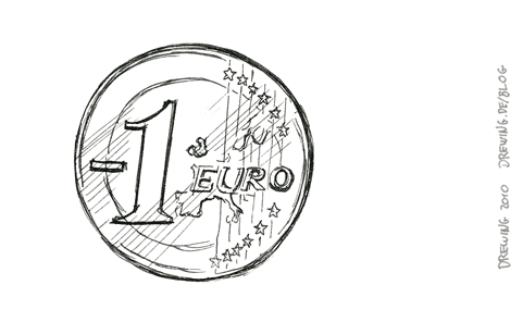 The Euro, Revised, (c) 2010 Ingmar Drewing