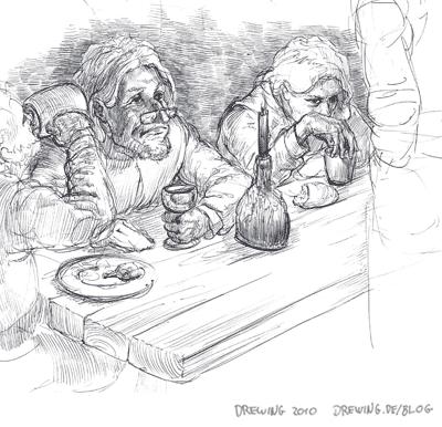 Tavern, (c) 2010 Ingmar Drewing