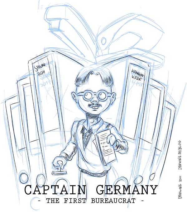 captain germany