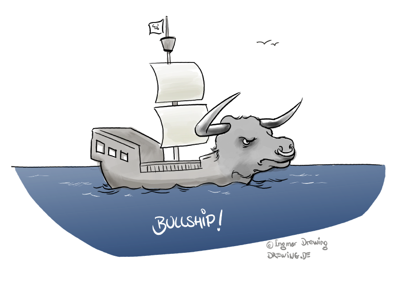 Bullship - Travelling the world and the seven seas