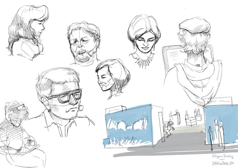 re:publica 13 sketches