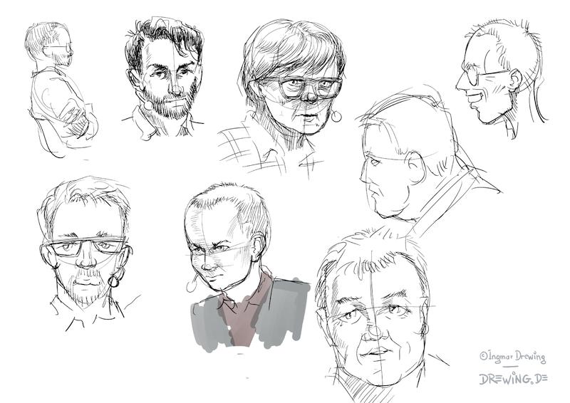 re:publica 2013 sketches, part 2