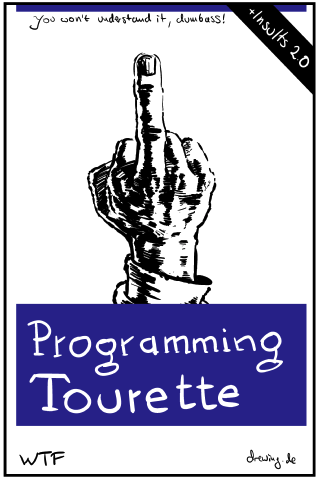 tourette programming language