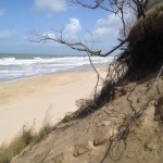Soulac-sur-mehr, beach