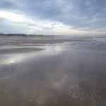 Soulac-sur-mer, beach amelié