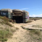 Soulac-sur-mer block haus - bunker