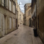 Bordeaux, architecture, city, small street