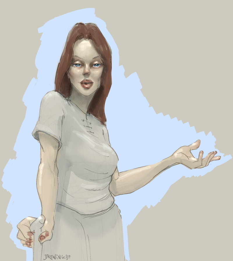 sketch by Ingmar Drewing